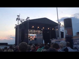 Sheila Raye Charles @ XX Klaipėdos pilies džiazo festivalis 2014