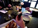 How to eat sushi with Japanese wasabi Empire Oriental Grill Darlington Restaurant
