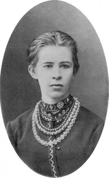 Леся Українка - річниця