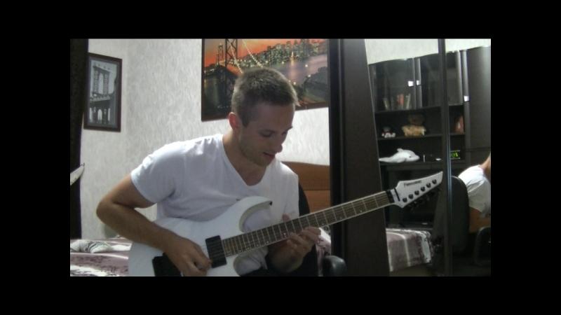 Jan Cyrka - Brief Encounter 2.0 (Guitar Cover by Сергей Черенков)