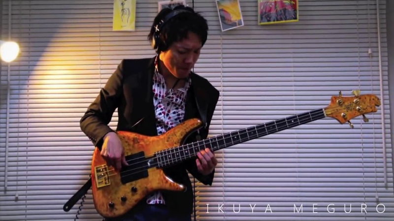 【BASS SOLO】 PROJECT B.[2ND] 【次世代スーパーべーシストプロジェクト】