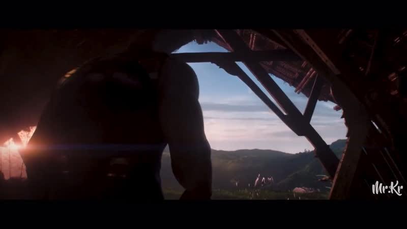 Infinity war-endgame style