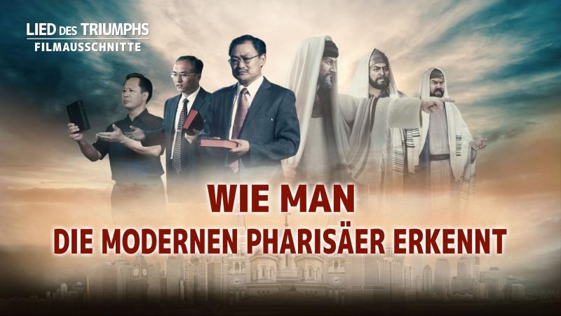 Wie man die modernen Pharisäer erkennt