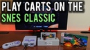 Play Original SNES Carts on your Nintendo SNES Classic Mini - Classic2Magic Review   MVG