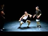 Afrika Bambaataa &amp Hydraulic Funk - Basketball Freestyle