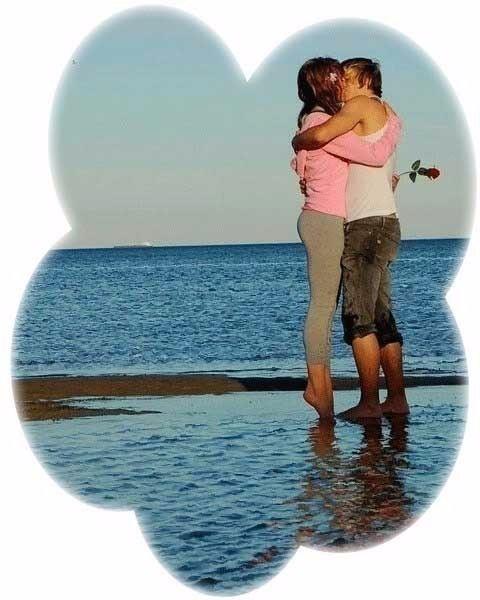 Счастье - это когда ты нашел человека, который искал тебя.