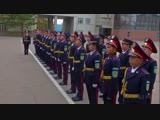 Алматы облысы полициясының кадет сыныбы Ішкі істер министрінің қабылдауында болды.