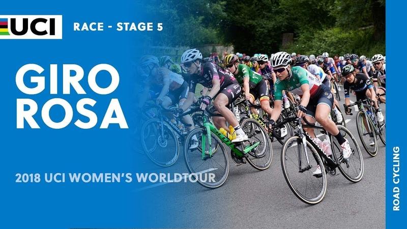 2018 UCI Womens WorldTour – Giro Rosa stage 5 – Highlights