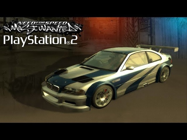 Need For Speed Most Wanted 11 Minutes Gameplay PS2