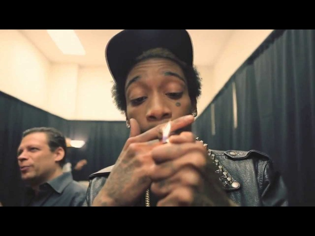 Wiz Khalifa - Karate Chop Remix (Official Video)