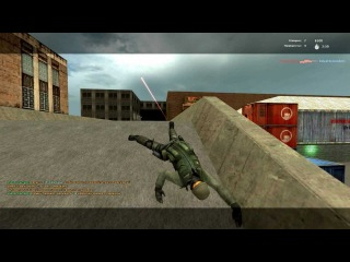 ������� ���� � �����������) (Funny fail in Counter-Strike Source 1.6)