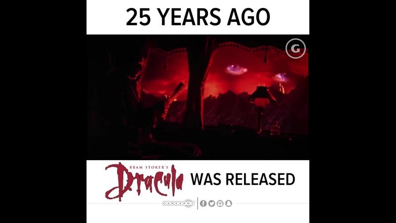Were you a fan of Bram Stoker's Dracula