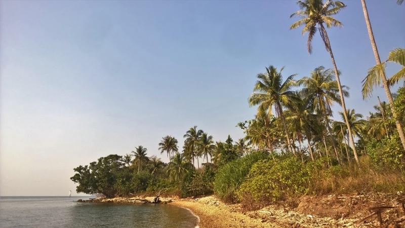Дорога на остров Ко Чанг из Бангкока