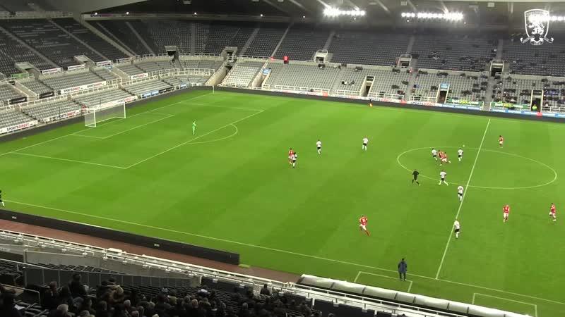 Boro Academy Round-Up: v Ньюкасл Юнайтед U-23 – 3:1; v Вест Бромвич U-18 – 2:1