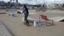 Skateboarding in Israel Semyon Gershenkop@skatepark jam no montage