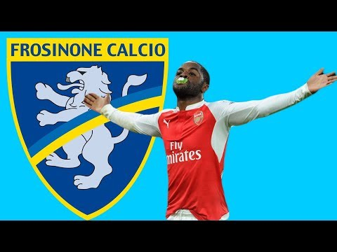Arsenal Ace Joel Campbell Set Sign For Frosinone