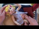 Needle Felting a doll with Feltalive - disc 1