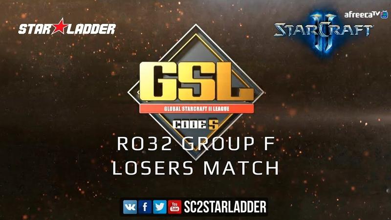 2019 GSL Season 1 Ro32 Group F Losers Match: Creator (P) vs Hurricane (P)