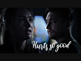 Murphy and Raven-- Hurts so good
