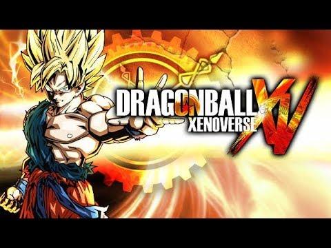 Dragon Ball Xenoverse - Часть 9 - Миссия 10 - Гинью и Джис - (Прохождение на РС)