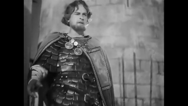 Александр Невский_ .А если кто с мечём к нам войдёт - от меча и погибнет