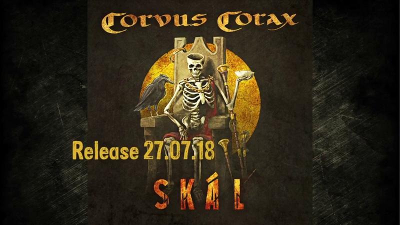 Corvus Corax-Sauf noch ein (Official Lyric Video)