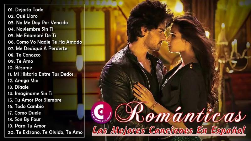 Los 40 Mejores Éxitos Románticos Viejitas Pero Bonitas Romanticas En Español Romanticas del Ayer
