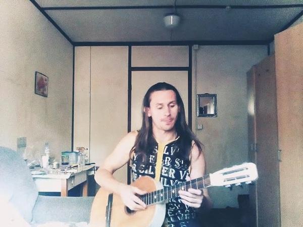 Ивановская гитара после востановления