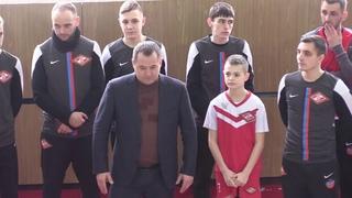 Кубок МФК Спартака 2019 (Финал + награждение)