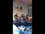 Richard Galliano New Jazz Musette 4tet 11 sierpnia 2018, Rynek Starego Miasta, Warszawa.