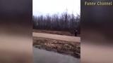 Переехал реку