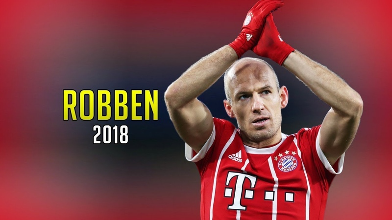 Arjen Robben 2018 ● Skills Goals | Age Is Just A Number