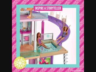 Barbie Дом Мечты