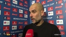 Guardiola: Today reminds me why English football is so tough | Newport vs Man City
