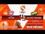 D2CL Season III Highlights Dt vs Na'Vi