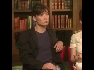 Cillian murphy's audition tape for a quiet place