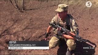 Російські окупанти вперше від початку 2018 відкрили вогонь з Градів репортаж з фронту