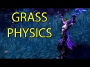Warlords of Draenor Beta: Grass Physics