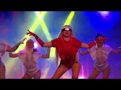 Шоу-балет Триумф, СПб. Наш новый номер Гага, для всех поклонников творчества Леди Гаги!