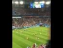 Победааааа Россия Египет 3 1 ЧМ 2018
