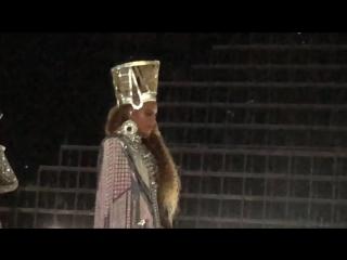 Бейонсе открывает Коачелла 2018 / Beyonce open coachella 2018 segunda semana por DJ PALACE