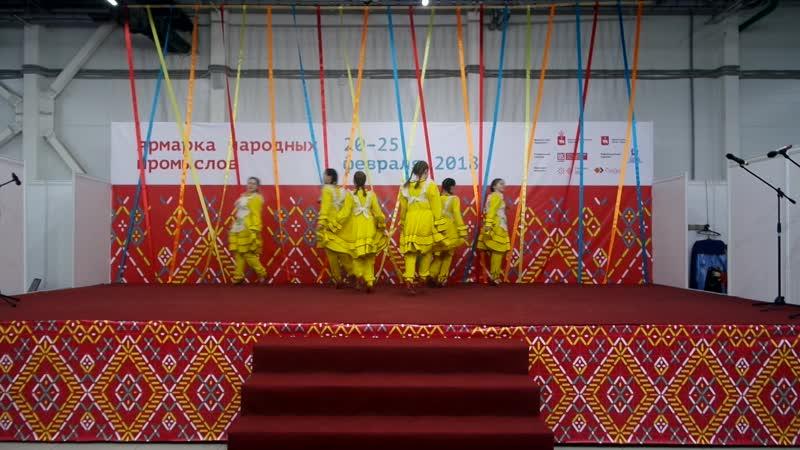 Татарский быстры танец