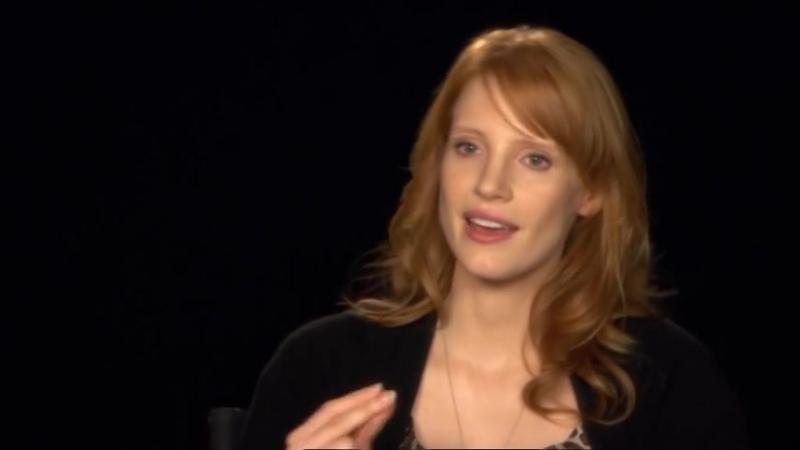 2011 › Интервью в рамках промоушена фильма «Древо жизни»