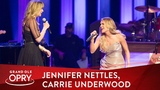 Jennifer Nettles &amp Carrie Underwood -