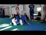 Турнир Fight and Roll Girs_4_05_2019_Gi_абсолютка_Енькова VS Анастасьина