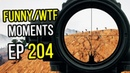 PUBG Funny WTF Moments Ep 204