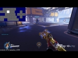 Mercy trick - Bunny Hop