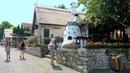 [4K] Tihany Hungary - a beautiful place at Lake Balaton (