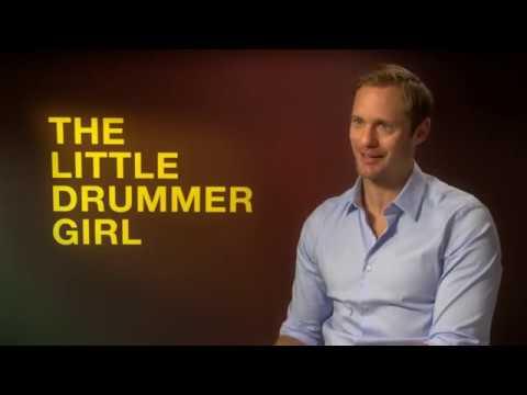 'The Little Drummer Girl' cast talk TV watching habits