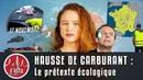 HAUSSE DES CARBURANTS LE PRÉTEXTE ÉCOLO